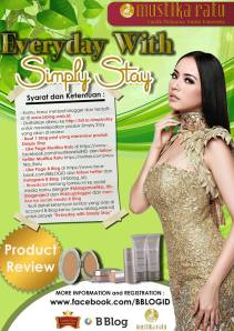 REVIEW: Simply Stay By Mustika Ratu